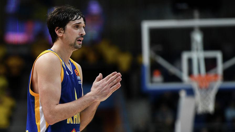 Алексей Швед в атаке