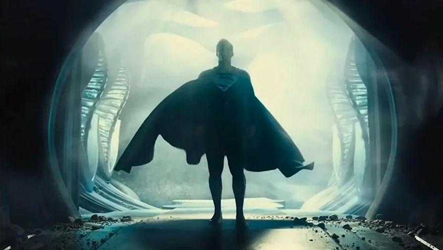 Кадр из фильма «Лига справедливости Зака Снайдера» (2021)