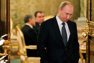Путин подбирает новеньких