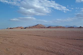 Иранская пустыня