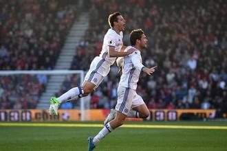 «Челси» на выезде обыграл «Борнмут» в матче чемпионата Англии по футболу