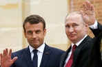 Президент Франции обвинил RT и Sputnik в «лживой пропаганде»