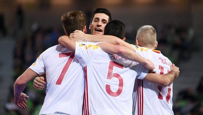 Сборная Испании по мини-футболу