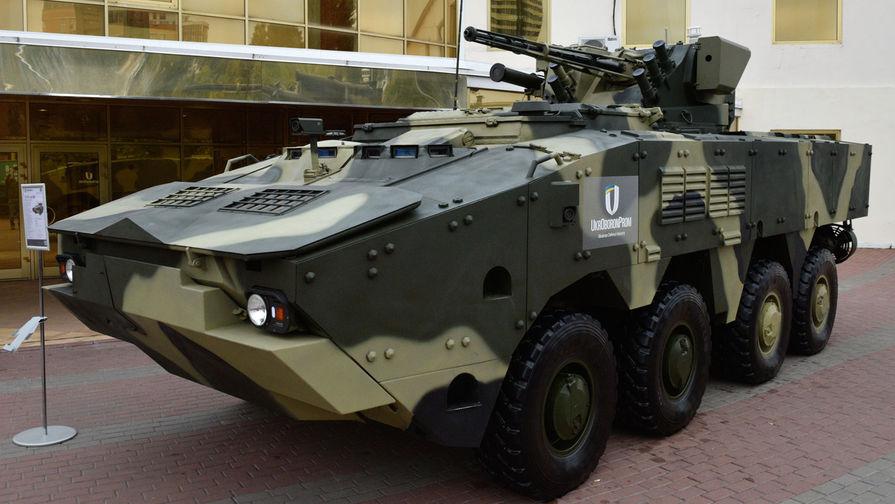 Архаичность и абсурд: Украина приостановила сборку БТР-4
