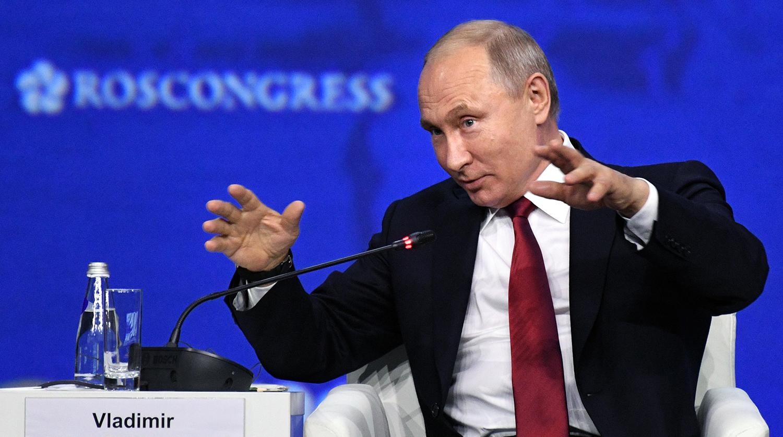 Путину поступило более 600 тысяч обращений перед прямой линией