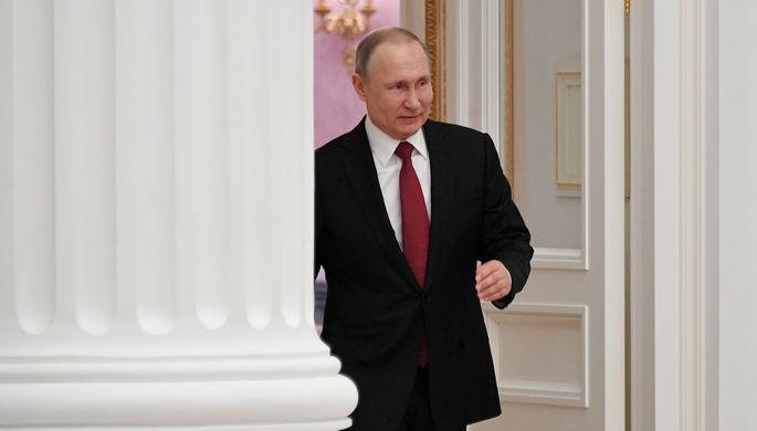 В турбулентности: Путин оценил обстановку в мире