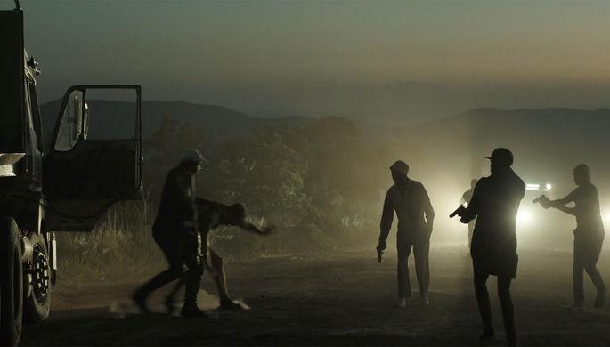 Кадр из сериала «Кровавый след» (2020)