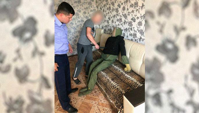 Ножом в живот: что толкнуло россиянина на убийство отца
