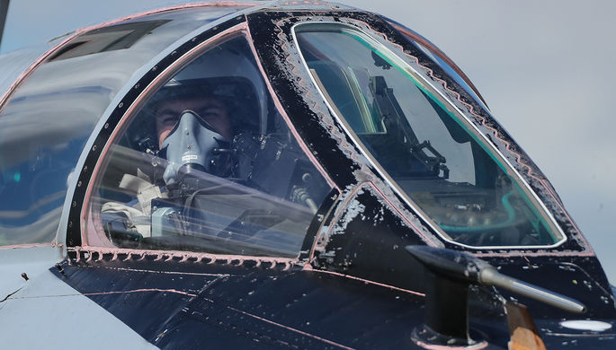Инцидент в Арктике: МиГ-31 подняли на перехват самолета США
