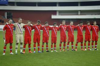 Молодежная сборная России по футболу вышла в финал Кубка Содружества