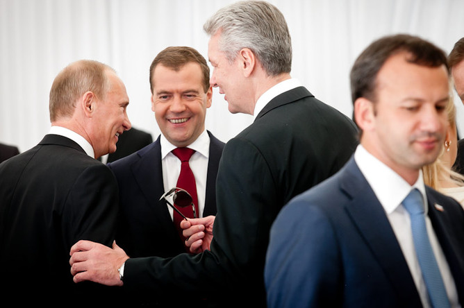 Владимир Путин изменит персональный состав элиты