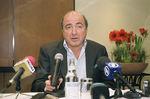 2005. Борис Березовский дал пресс-конференцию вотеле Ridzene Riga