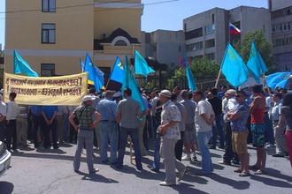 Российский генконсул в Симферополе разозлил крымских татар и украинский МИД