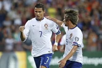 В Португалии хотят, чтобы Криштиану Роналду сыграл на Олимпиаде-2016