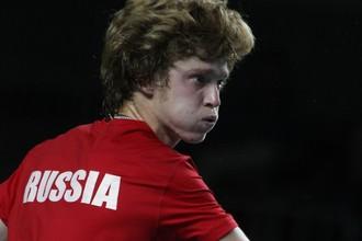 Андрей Рублев (на фото) старался, но переиграть Томми Робредо не сумел