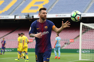 «Барселона» разгромила «Лас-Пальмас» в матче седьмого тура Примеры