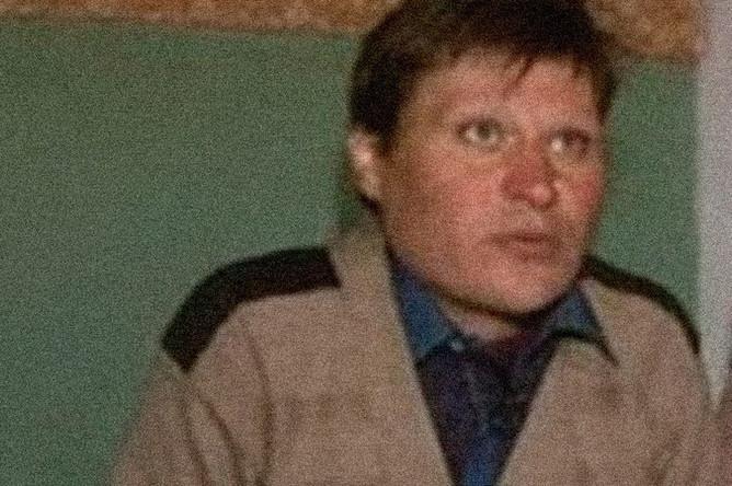 Актер Евгений Сапаев