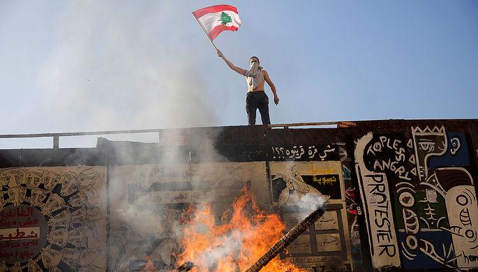 «От Бейрута до Багдада»: США выбивают Иран с Ближнего Востока