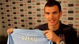 В субботу Эдин Джеко дебютирует за «Манчестер Сити»