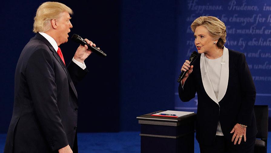 Трамп заявил, что фэйк РѕРµРіРѕ СЃРІСЏР·СЏС… СЃРРѕСЃСЃРёРµР№ придумала Хиллари Клинтон