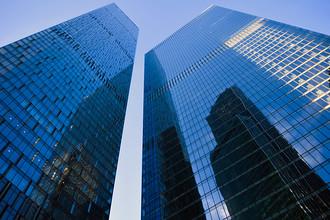 Многофункциональный комплекс «Око» в Московском международном деловом центре «Москва-Сити»