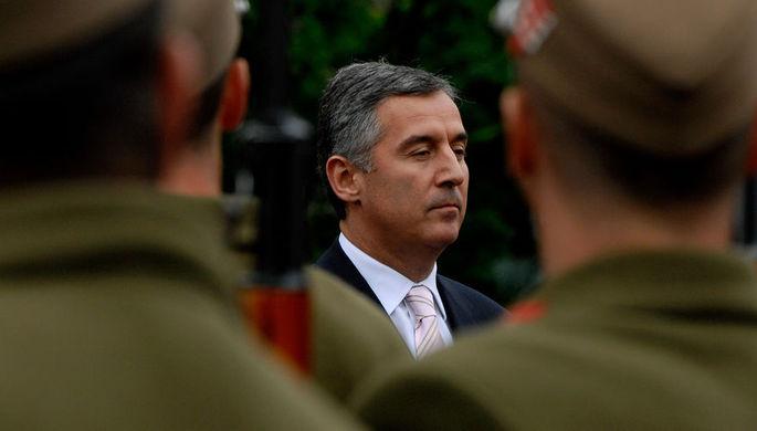 Мило Джуканович побеждает на президентских выборах в Черногории
