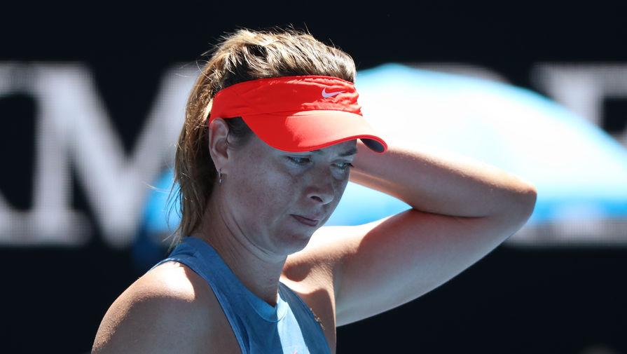 Шарапова проиграла Барти в матче четвертого круга Australian Open