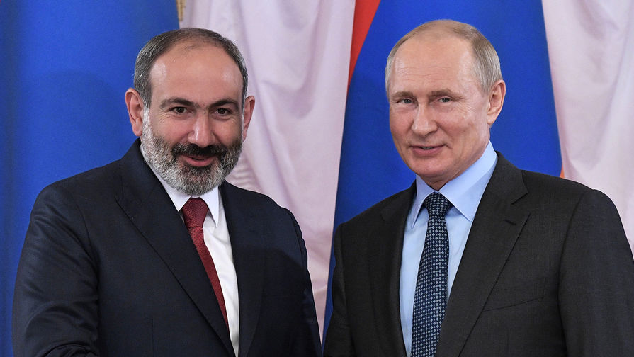 Обстановка остается спокойной: Путин и Пашинян обсудили Карабах