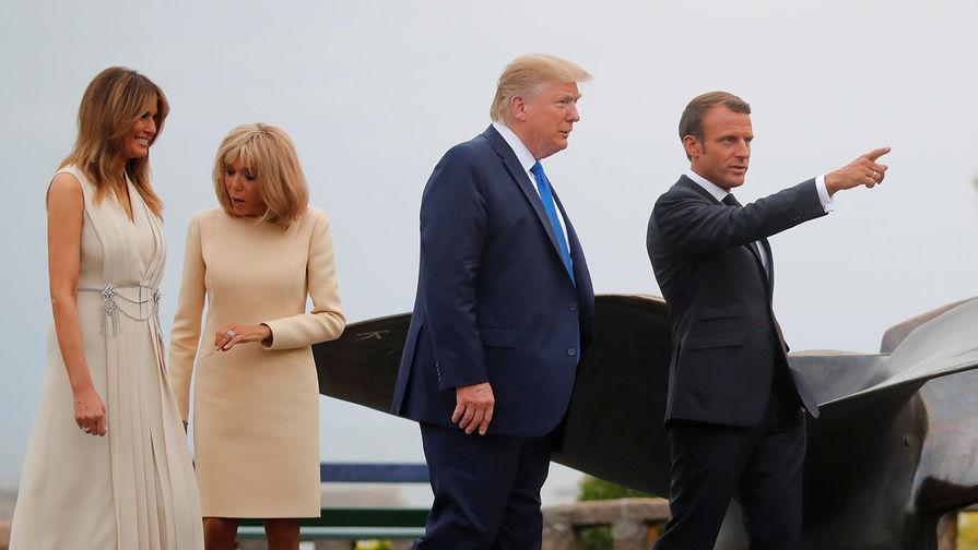 The Insider заявил о существовании Трампа в иной реальности на G7