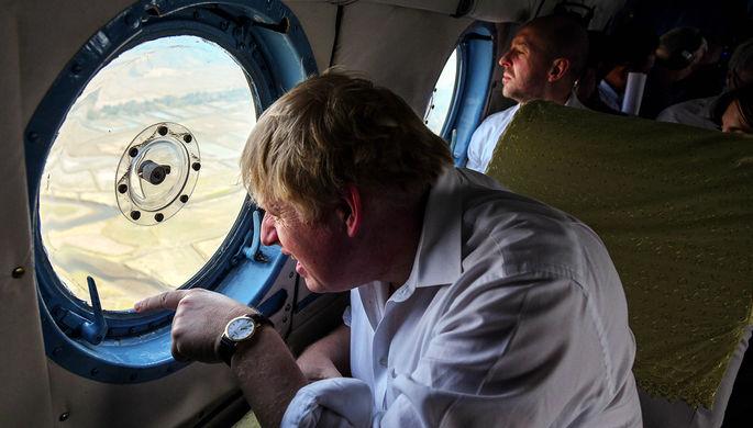 Чего боится Джонсон: Лондон готовится к четырем бедствиям