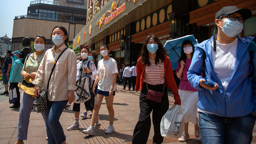 Воздух в Пекине в 8 раз грязнее нормы ВОЗ