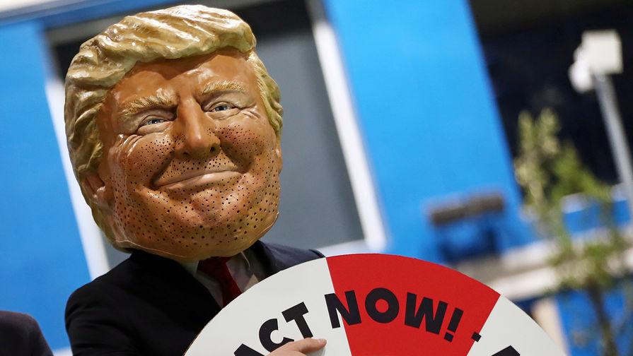Трамп назвал смехотворными обвинения в рамках импичмента