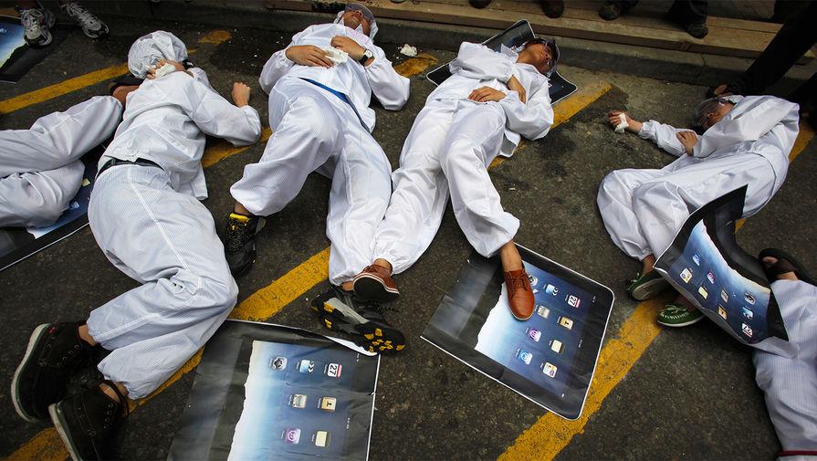 Вирусная угроза: выпуск бюджетного iPhone могут отложить