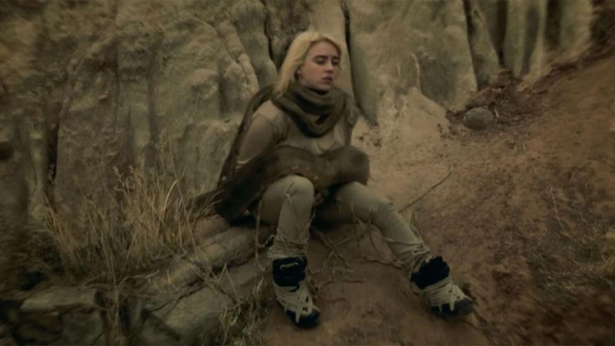 Кадр из клипа «Your Power» (Billie Eilish)