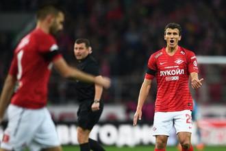 Роман Еременко впервые сыграет за «Спартак» в еврокубках