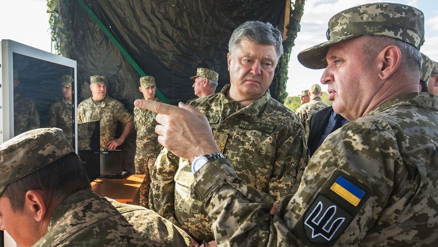 ВСУ намерены провести учения вблизи Крыма