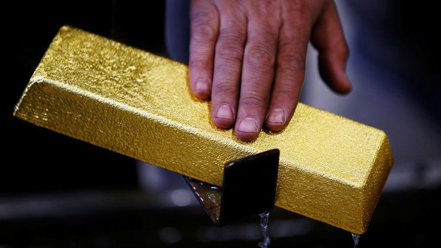 ЦБ отчитался о динамике золотых резервов России