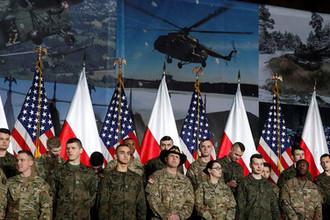 «Непонятна ваша цель»: Минск не хочет войск США в Польше