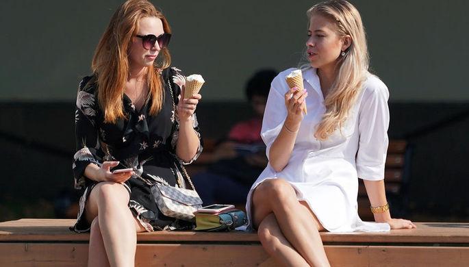 Слишком холодно: россияне меньше покупают квас и мороженое