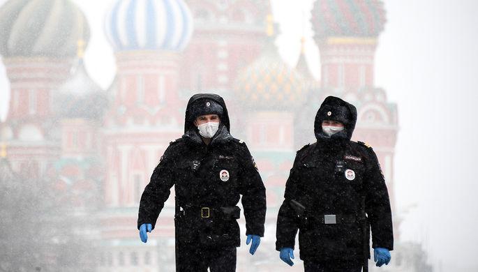 Холодная весна: в Москве пойдет снег