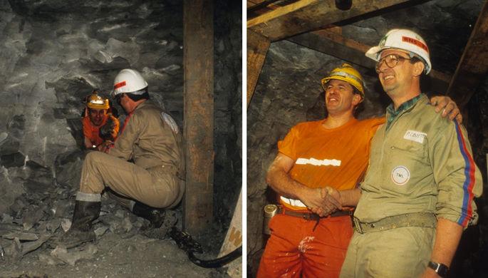 «Великий инженерный подвиг»: как рыли тоннель под Ла-Маншем