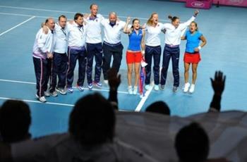 В финале россиянок ждет команда Чехии