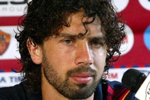 Некогда игрок «Ромы», а ныне- руководитель профсоюза футболистов Дамиано Томмази