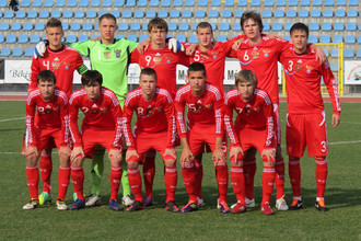 Юношеская сборная России проиграла бельгийцам