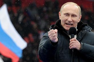Путин счел проект внешнеполитической концепции России слишком мягким