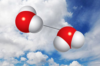 Димеры воды в атмосфере регулируют изменения климата