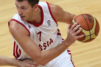 Виталий Фридзон старался вытащить сборную из ямы на Евробаскете 2013