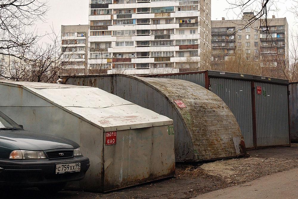 Снос «ракушек» и киосков столичные власти завершают во внесудебном порядке  - Газета.Ru