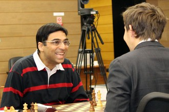 Виши Ананд — официальный претендент на титул чемпиона мира