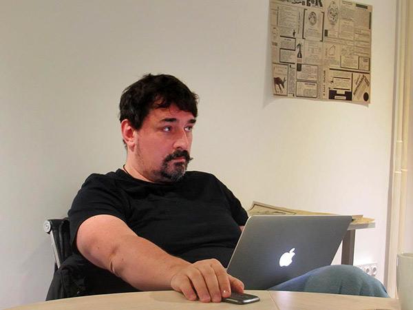 Дмитрий Чернышев, редактор тома «Люди»